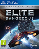 Elite Dangerous Legendary Edition Playstation 4 PS4