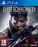Dishonored Death of the Outsider Playstation 4 PS4