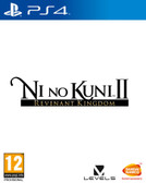 Ni No Kuni II 2 Revenant Kingdom Playstation 4 PS4