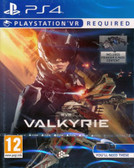 Eve Valkyrie VR Playstation 4 PS4