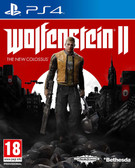 Wolfenstein II 2 The New Colossus Playstation 4 PS4