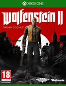 Wolfenstein II 2 The New Colossus XBOX ONE