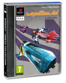 WipEout Omega Collection + Classic Sleve Playstation 4 PS4