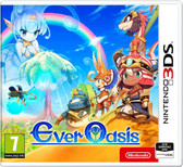 Ever Oasis Nintendo 3DS 2DS