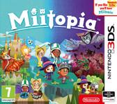 Miitopia Nintendo 3DS 2DS