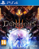 Dungeons III 3 Playstation 4 PS4