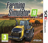 Farming Simulator 18 Nintendo 3DS