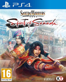 Samurai Warriors Spirit of Sanada Playstation 4 PS4
