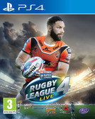 Rugby League Live 4 Playstation 4 PS4