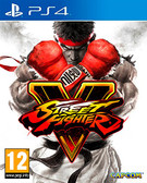 Street Fighter V Playstation 4 PS4