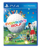 Everybodys Golf Playstation 4 PS4