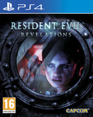 Resident Evil Revelations HD Remake Playstation 4 PS4