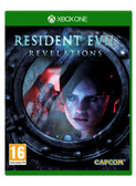 Resident Evil Revelations HD Remake XBOX ONE