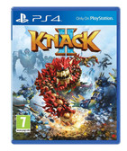 Knack II 2 Playstation 4 PS4