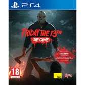 Friday the 13th The Game Playstation 4 PS4