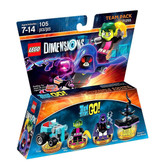 Lego Dimensions 71255  Teen Titans Go! Team Pack All Formats