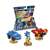 Lego Dimensions 71244  Sonic The Hedgehog Level Pack All Formats