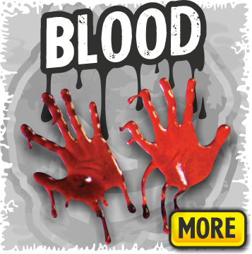 Fake Blood Halloween Props