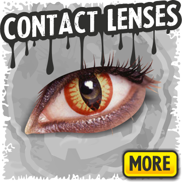 Colored Contact Lenses & Special FX Contact Lens