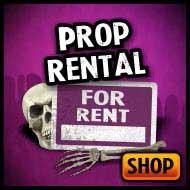 Halloween prop rentals & prop rental services