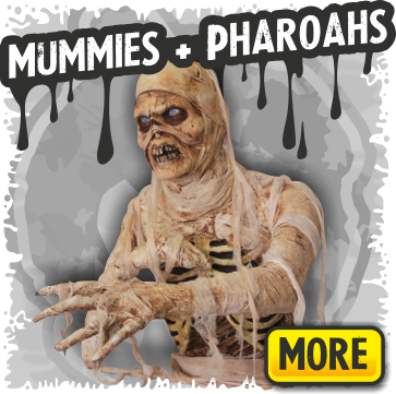 Mummy & Mummies Halloween Props