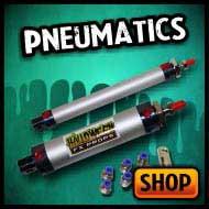 Best pneumatics fittings & parts for prop building