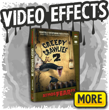 Halloween Special Effects Video
