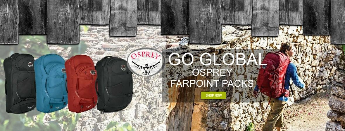 Osprey Farpoint Travel Packs