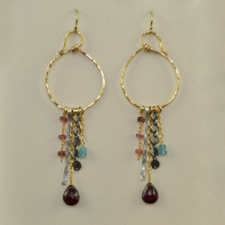 Dancing Jubilee Earrings