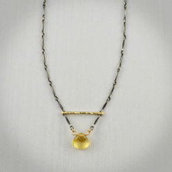 All Lined Up Necklace