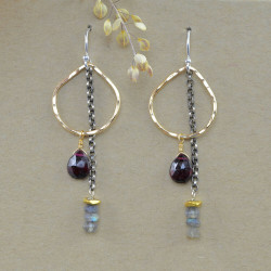 Dew Drop Earrings