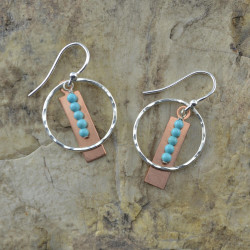Copper Canyon Earrings