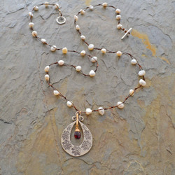 Pearl Pathway Necklace