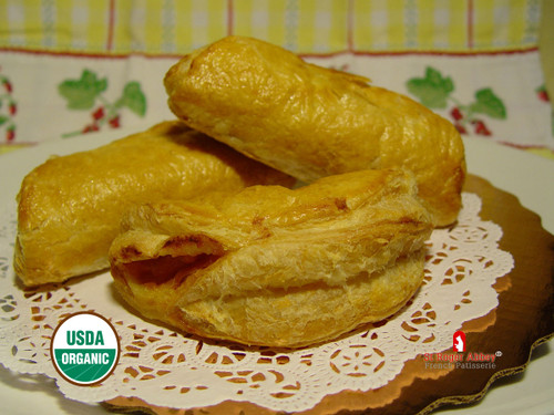 ORGANIC APPLE TURNOVER
