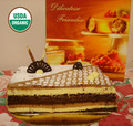 ORGANIC FONDANT CAKE