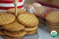 Delicious Organic St Joseph Cookies!!!