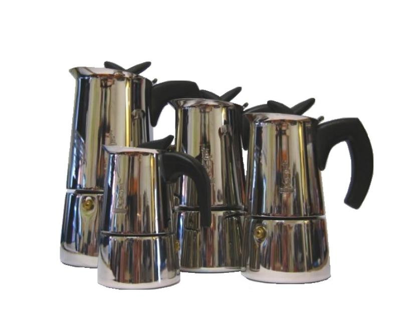 Bialetti Musa - Stainless Steel Caffetteira