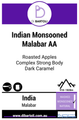 Single Origin - Indian Monsoon Malabar