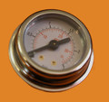 Isomac Tea Steam Pressure Gauge