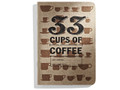 33 Cups of Coffee Book