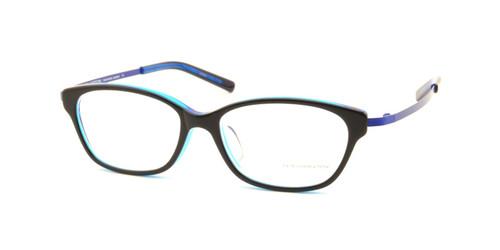 C1 Black / Electric Blue