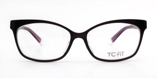 (C1) Black / Purple Front