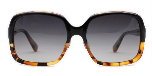 C1 Black Calico w/ Gray Gradient Polarized Lenses