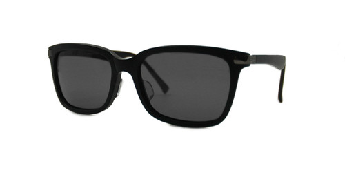C1 Solid Black w/ Solid Gray Polarized Lenses