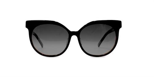 C1 Black/Brown w/Gray Gradient Polarized Lenses