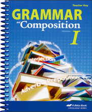 Grammar and Composition I, 5th edition - Teacher Key