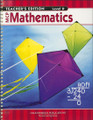MCP Mathematics: Level D Teacher's Guide, 2005 edition