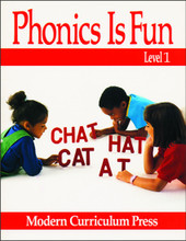 Phonics Is Fun: Level 1
