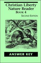 Christian Liberty Nature Reader: Book 4, 2nd edition - Answer Key
