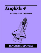 English 4: Writing and Grammar, 2nd edition - Teacher's Manual